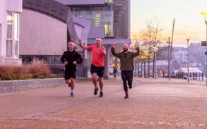 J4 Projects take on the Bristol Santa Run!