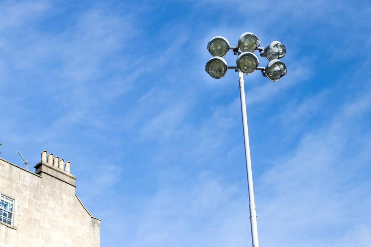 Stadium for Bath
